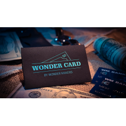 Wonder Card by Wonder Makers - Trick wwww.magiedirecte.com