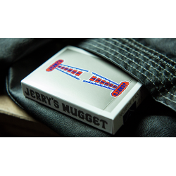 Vintage Feel Jerry's Nuggets (Steel) Playing Cards wwww.magiedirecte.com