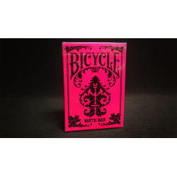 BICYCLE NAUTIC Rose - US Playing Card Co wwww.magiedirecte.com
