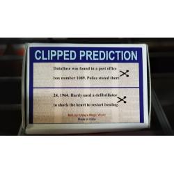 CLIPPED PREDICTION (PO Box/Medic) - Uday wwww.magiedirecte.com