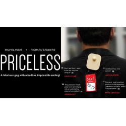 PRICELESS - Michel Huot and Richard Sanders wwww.magiedirecte.com