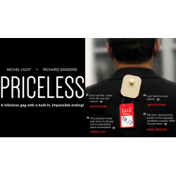 PRICELESS - Michel Huot / Richard Sanders wwww.magiedirecte.com
