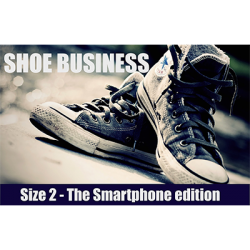 SHOE BUSINESS 2.0 - Scott Alexander & Puck wwww.magiedirecte.com