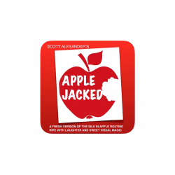 APPLE JACKED - Scott Alexander wwww.magiedirecte.com