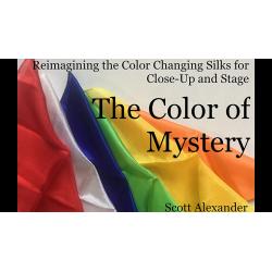 THE COLOR OF MYSTERY - Scott Alexander wwww.magiedirecte.com