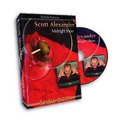 MIDNIGHT SHOW - Scott Alexander wwww.magiedirecte.com