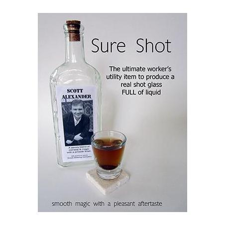 SURE SHOT - Scott Alexander wwww.magiedirecte.com
