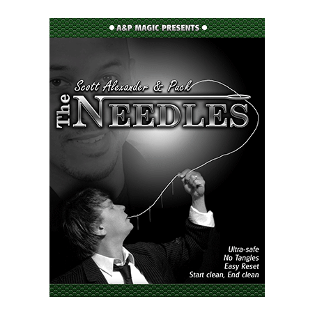 THE NEEDLES - Scott Alexander & Puck wwww.magiedirecte.com