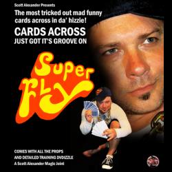 SUPER FLY - Scott Alexander wwww.magiedirecte.com