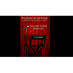 Standing Up on Stage Volume 3 Feature Acts by Scott Alexander - DVD wwww.magiedirecte.com