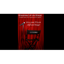 Standing Up on Stage Volume 4 Feats of Skill and Danger by Scott Alexander - DVD wwww.magiedirecte.com