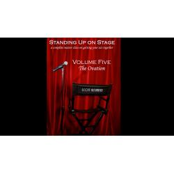 Standing Up On Stage Volume 5 The Ovation by Scott Alexander - DVD wwww.magiedirecte.com