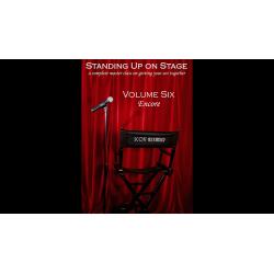 Standing Up On Stage Volume 6 Encore by Scott Alexander - DVD wwww.magiedirecte.com