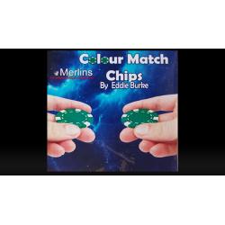 COLOUR MATCH CHIPS - Merlins wwww.magiedirecte.com
