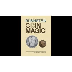 Rubinstein Coin Magic (Hardbound) by Dr. Michael Rubinstein - Book wwww.magiedirecte.com