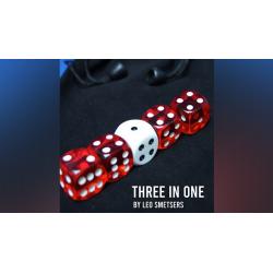 3 in 1 - Leo Smetsers wwww.magiedirecte.com