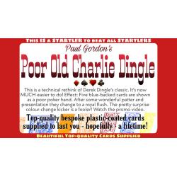 Poor Old Charlie Dingle by Paul Gordon - Trick wwww.magiedirecte.com