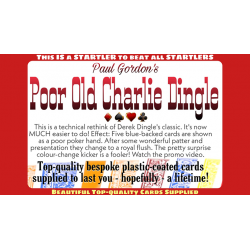 POOR OLD CHARLIE DINGLE - Paul Gordon wwww.magiedirecte.com