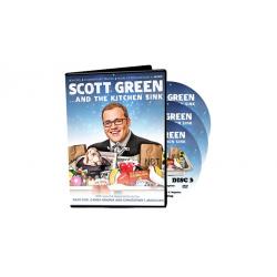 Scott Green... And The Kitchen Sink by Scott Green - DVD wwww.magiedirecte.com