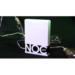 NOC Out: White Playing Cards wwww.magiedirecte.com
