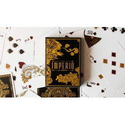 Imperio Playing Cards by DNIGMA wwww.magiedirecte.com