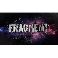 Fragment (Gimmicks and Online Instructions) by Abstract Effects - Trick wwww.magiedirecte.com