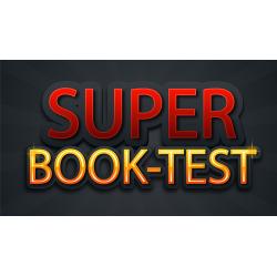 SUPER HERO BOOK TEST (HULK) - Nicolas Subra wwww.magiedirecte.com