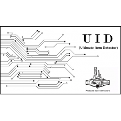 UID / WITH COIN - Secret Factory wwww.magiedirecte.com