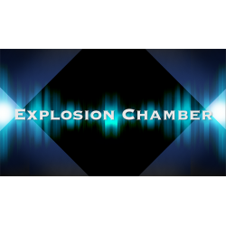 EXPLOSION CHAMBER - CIGMA Magic wwww.magiedirecte.com