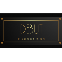 DEBUT - Abstract Effects wwww.magiedirecte.com