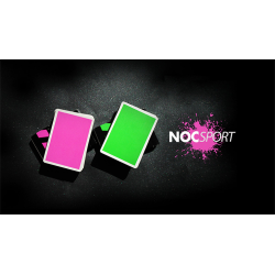 NOC Sport Playing Cards (Pink) by The Blue Crown wwww.magiedirecte.com