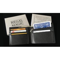 THE REGAL COP WALLET by David Regal - DVD wwww.magiedirecte.com