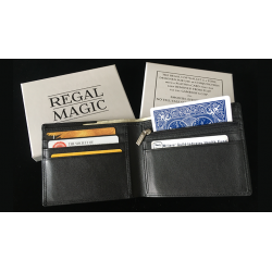 THE REGAL COP WALLET - David Regal wwww.magiedirecte.com