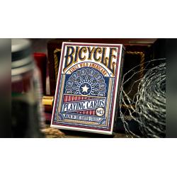 Kings Wild Bicycle Americana Playing  Cards by Jackson Robinson wwww.magiedirecte.com
