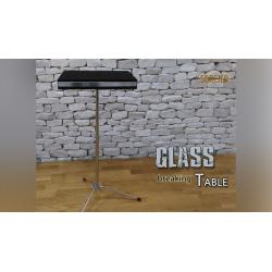 GLASS BREAKING TABLE - Sorcier Magic wwww.magiedirecte.com