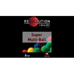 SUPER MULTI BALL - GABRIEL GASCON wwww.magiedirecte.com