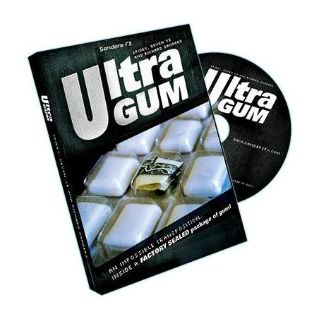 ULTRA GUM - Richard Sanders wwww.magiedirecte.com