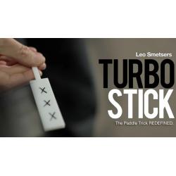 TURBO STICK - Richard Sanders wwww.magiedirecte.com