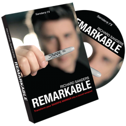 REMARKABLE - Richard Sanders wwww.magiedirecte.com