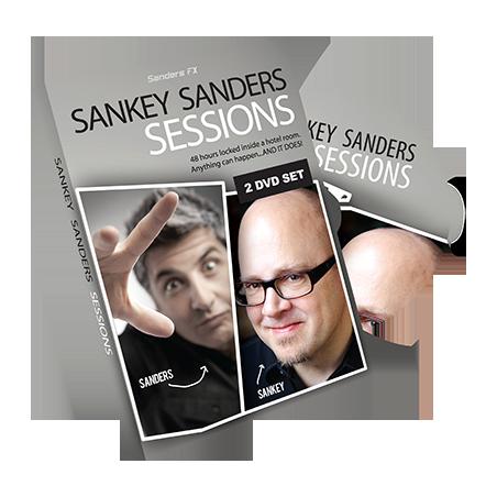 SANKEY/SANDERS SESSIONS - Jay Sankey and Richard Sanders wwww.magiedirecte.com