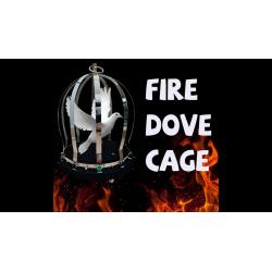 FIRE CAGE (1 Time) - 7 MAGIC wwww.magiedirecte.com