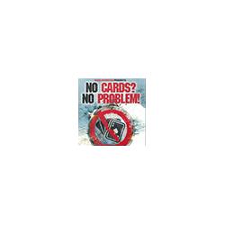 No Cards, No Problem by John Carey - DVD wwww.magiedirecte.com