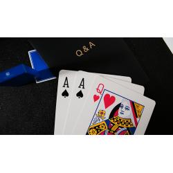 Q & A Jumbo Three Card Monte by TCC - Trick wwww.magiedirecte.com