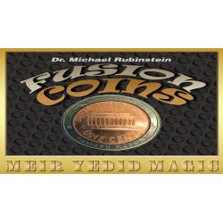 FUSION COINS (Half Dollar) - Dr. Michael Rubinstein wwww.magiedirecte.com