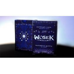 WOSEK DECK - Julio Wosek wwww.magiedirecte.com