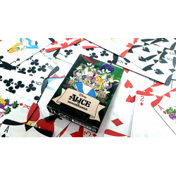 ALICE IN WONDERLAND - JL Magic wwww.magiedirecte.com