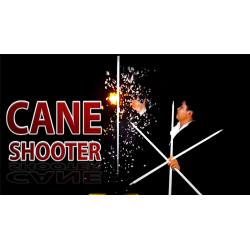 CANE SHOOTER  (REMOTE CONTROLLED) - 7 MAGIC wwww.magiedirecte.com