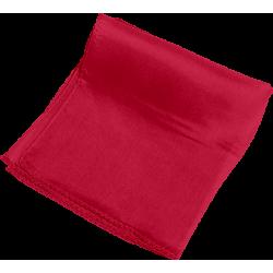 Silks 15 inch Single (Red) Magic by Gosh - Trick wwww.magiedirecte.com