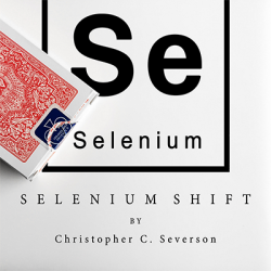SELENIUM SHIFT wwww.magiedirecte.com