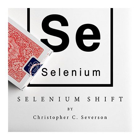 SELENIUM SHIFT wwww.magiedirecte.com
